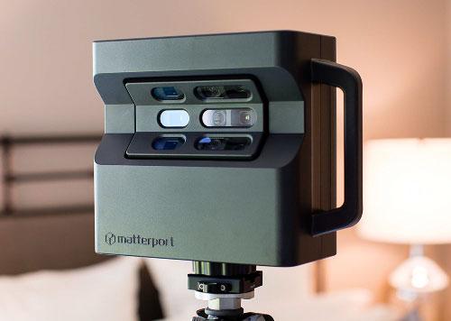 Matterport Camera Pro2 3d